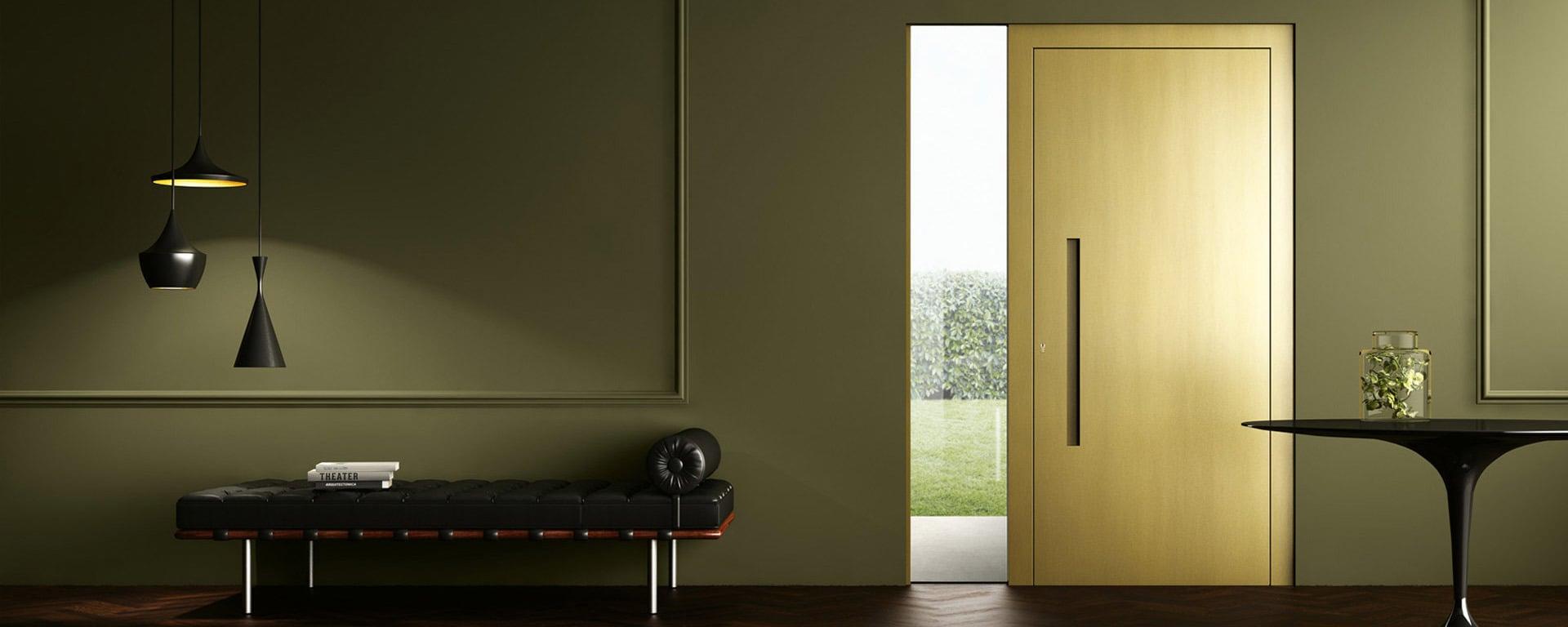Porte per abitazioni per interni ed esterni auroport - Porte per ingresso casa ...